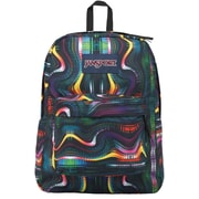 Jansport Superbreak Backpack, Multi Frequency (JS00T5010KP)