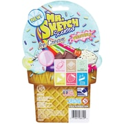 Mr. Sketch Chisel Point Ice Cream Colors Scented Washable Marker, Assorted, 6/Pack (1924258)