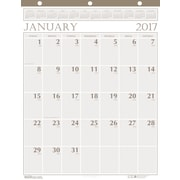 "House of Doolittle, Wall Calendar, 2017, 26"" x 20"", Classic (380-17)"