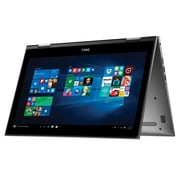 "Dell Inspiron i5568-0463GRY 15.6"" FHD 2-in-1 Touch Laptop (Intel Core i3-6100U Processor, 4GB RAM, 500GB HDD, Windows 10)"
