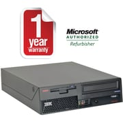 Refurbished IBM M55 SFF C2D-2.13GHz, 2GB Memory , 80GB Hard Drive, DVD Rom with Windows 7 Home Premium