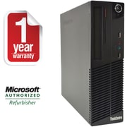 Refurbished Lenovo M71E Small Form Factor Intel Corei3-2120 3.3Ghz 4GB Ram 500GB Hard Drive DVD Windows 8.1
