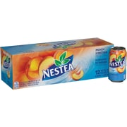 Nestea® Iced Tea, Peach 12-ounce Can, 24/Pack