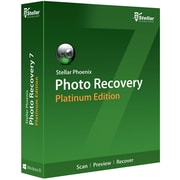 Stellar Phoenix Photo Recovery Platinum for Windows (1 User) [Download]