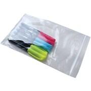 """Staples 6"""" x 9"""" Reclosable Poly Bag, 2.0 Mil, 1000/Case"""