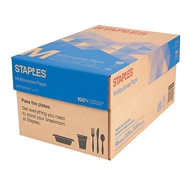 Staples® Multipurpose Paper, 8 1/2