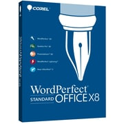 Corel WordPerfect Office X8 Standard for Windows (1 User) [Download]
