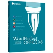 Corel WordPerfect Office X8 Home and Student for Windows (1 User) [Download]