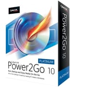 CyberLink Power2Go 10 Platinum for Windows (1 User) [Download]