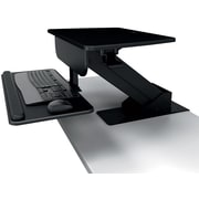 Atdec Sit to Stand Desk Clamp Workstation (A-STSCB)