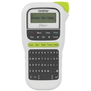 Brother P Touch PT H110 Easy Handheld Label Maker by