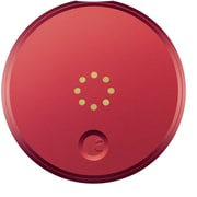 August Smart Lock, Red