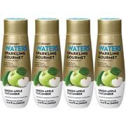 Sodastream 440ml Sparkling Gourmet Green Apple Cucumber Sparkling Drink Mix, 4 Pack