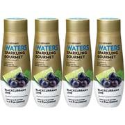 Sodastream 440ml Sparkling Gourmet Blackcurrant Lime Sparkling Drink Mix, 4 Pack