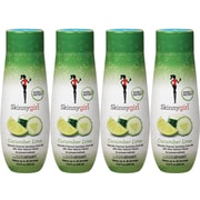 Sodastream 440ml Skinnygirl® - Cucumber Lime  Sparkling Drink Mix, 4 Pack