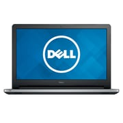 "Dell Inspiron i5559-1080BLK 17.3"" Laptop (Intel Pentium Processor, 4GB RAM, 500GB HDD, Black Gloss)"
