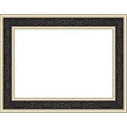 "Great Papers! 11"" x 8.5"" Black Frame Foil Certificate, 15 count (20103772)"