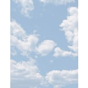 "Great Papers! Clouds Letterhead   8.5"" x 11""  80 count (2014106)"