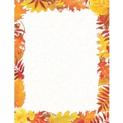 "Great Papers! Fall Foliage Letterhead   8.5"" x 11""  80 count (2014277)"