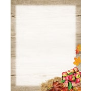 "Great Papers! Autumn Apple Letterhead   8.5"" x 11""  80 count (2015088)"