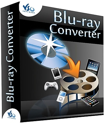 VSO Software Blu-ray Converter Ultimate for Windows (1-1000 Users) [Download] 2313068