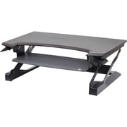 ErgotronHome Workspace™ Lift35 Soho Espresso Adjustable Standing Desk