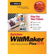 Nolo Quicken WillMaker Plus 2016 for Windows (1 User) [Download]