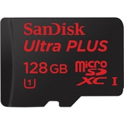 SANDISK 128GB ULTRA PLUS MICRO