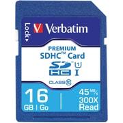 Verbatim 16GB SDHC™ Card (Class 10)