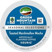 Green Mountain Toasted Marshmallow Mocha, Keurig K-Cup Pods, 18 Count
