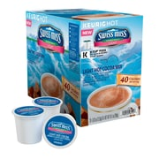 Swiss Miss Sensible Sweets Light Hot Cocoa, Keurig K-Cup Pods, 24 Count