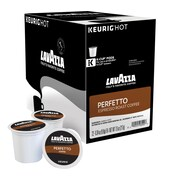 Lavazza® Perfetto Espresso Roast, Regular Keurig® K-Cup® Pods, 22 Count