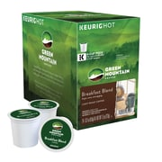 Keurig® K-Cup® Green Mountain® Breakfast Blend Coffee, Regular, 24 Pack