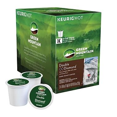 Keurig® K-Cup® Green Mountain® Double Black Diamond, Regular, 24 Pack