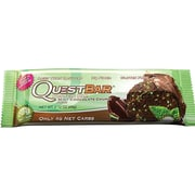 Quest Nutrition Protein Bar, Mint Chocolate Chunk, 12/Bx