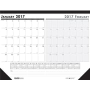 2017 House of Doolittle 18.5 X 13 Desk Pad Calendar Two Month View (1346)