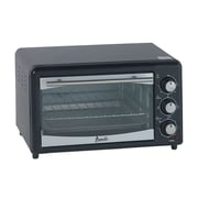 Avanti 0.6 Cu. Ft. Countertop Oven/Broiler, Black (PO61BA)