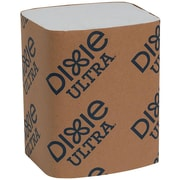 Dixie Ultra® Interfold Napkins, 2-ply, White, 24 PK/CT