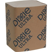 Dixie Ultra® Interfold Napkins, 2-ply, Brown, 24 PK/CT
