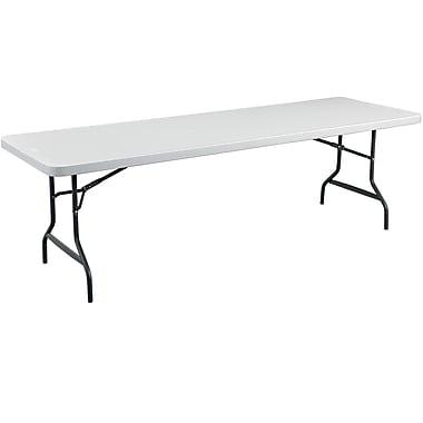 Staples® 8' Folding Table