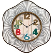 Infinity Instruments 31.5'' Wall Clock, Lace (15157CP-4108)