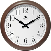 "Infinity Instruments 25.875""  Wall Clock, The Executive"