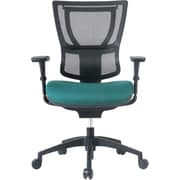 Staples Professional Series 1500TF Mesh Back Chair, Forest