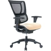 Staples Professional Series 1500TF Mesh Back Chair, Blond