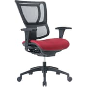 Staples Professional Series 1500TF Mesh Back Chair, Port