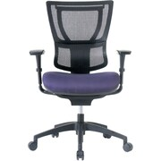 Staples Professional Series 1500TF Mesh Back Chair, Concord