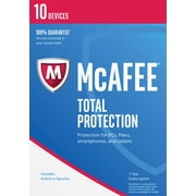 McAfee Total Protection 2017 - 10 Devices [Download]