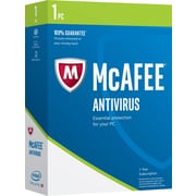McAfee AntiVirus 2017 - 1 PC [Boxed]
