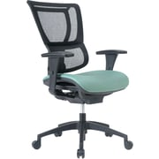 Staples Professional Series 1500TF Mesh Back Chair, Jade
