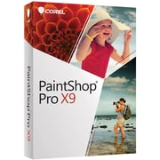 Corel PaintShop Pro X9 for Windows (1 User)